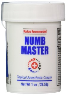Numb Master 5% Topical Anesthetic Lidocaine Cream